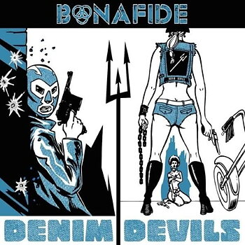 BONAFIDE - DENIM DEVILS (DIGIPAK)