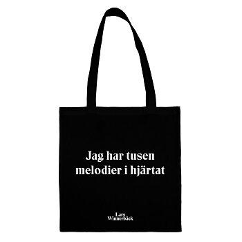 LARS WINNERBÄCK - TYGVÄSKA, MELODIER