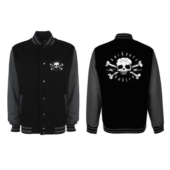 BACKYARD BABIES - VARSITY JACKET, SKULL