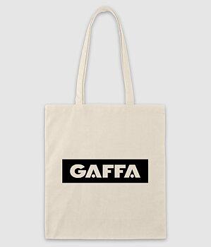GAFFA - TOTE BAG, LOGO