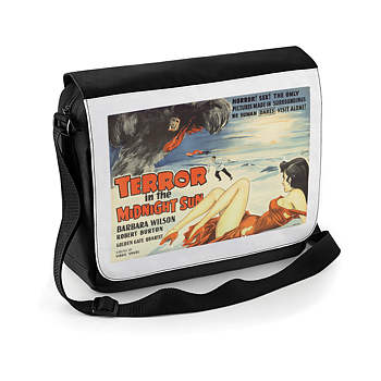 TERROR IN THE MIDNIGHT SUN - MESSENGER BAG