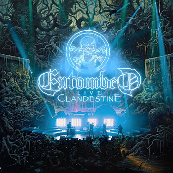 ENTOMBED - CLANDESTINE - LIVE (DIGITAL BUNDLE)