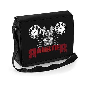 RAUBTIER - MESSENGER BAG, KAMPHUND