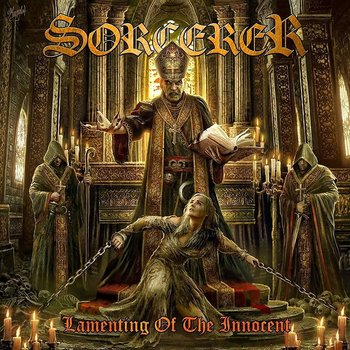 Sorcerer – Lamenting of the Innocent  - CD Digipack (Signed)