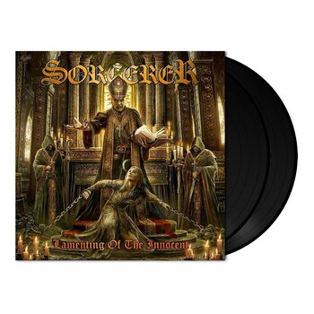 Sorcerer – Lamenting of the Innocent  - 2 LP Black vinyl