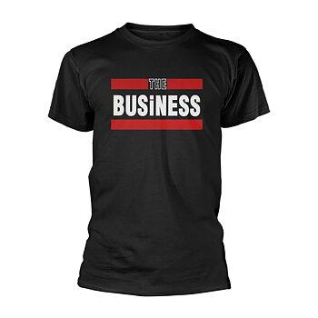 THE BUSINESS - T-SHIRT, DO A RUNNER (BLACK)