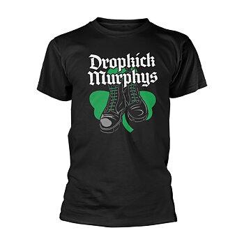 DROPKICK MURPHYS - T-SHIRT, BOOTS