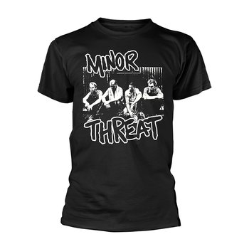 MINOR THREAT - T-SHIRT, XEROX