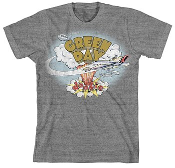 GREEN DAY - T-SHIRT, DOOKIE