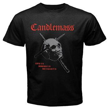 Candlemass - T-shirt, Epicus Doomicus Metallicus