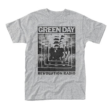 GREEN DAY - T-SHIRT, POWER SHOT