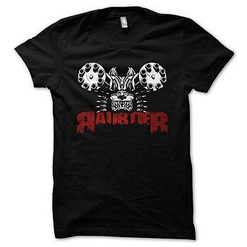 RAUBTIER - T-SHIRT, KAMPHUND -15