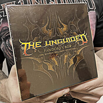 THE UNGUIDED - PANDORA'S BOX - LTD 14 CD BOX SET