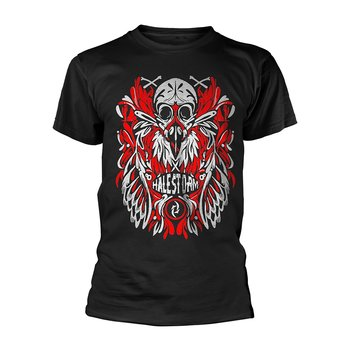 HALESTORM - T-SHIRT, FEATHER SKULL