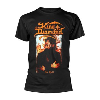KING DIAMOND - T-SHIRT, IN HELL