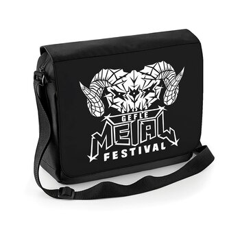 GMF - MESSENGER BAG, LOGO