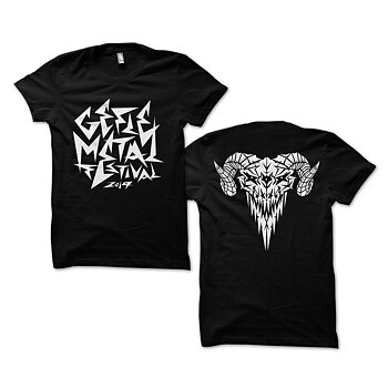GMF - T-SHIRT, SPECIAL GMF 2019
