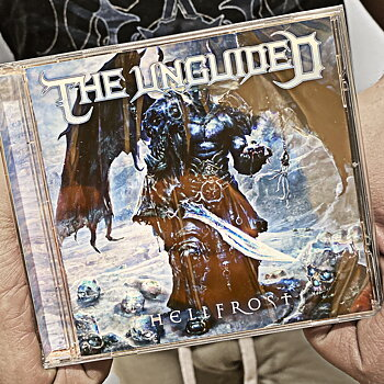 THE UNGUIDED - HELL FROST - CD