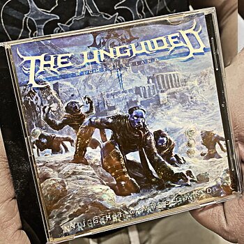 THE UNGUIDED - NIGHTMARELAND - CD EP