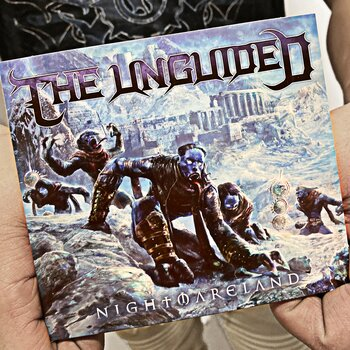 THE UNGUIDED - NIGHTMARELAND - (UNNUMBERED) LTD JAKEBOX CD
