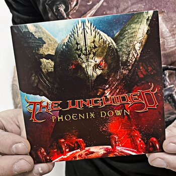 THE UNGUIDED - PHOENIX DOWN - SINGLE CD