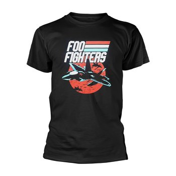 FOO FIGHTERS - T-SHIRT, JETS BLACK