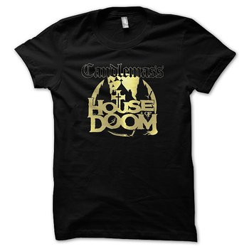 Candlemass - T-shirt, House Of Doom
