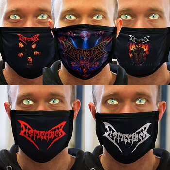 DISMEMBER - PROTECTION MASKS 5-PACK