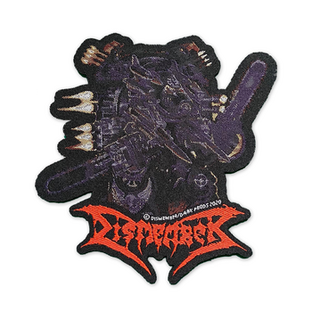 DISMEMBER - PATCH, MASSIVE KILLING CAPACITY