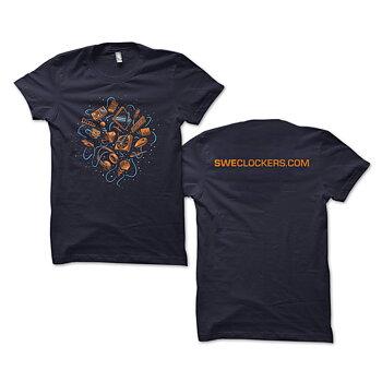 SweClockers Hardware Dreams – T-Shirt Herr