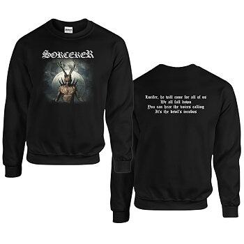 Sorcerer - Sweatshirt, Incubus