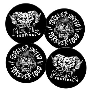 GMF - COASTERS 4-PACK