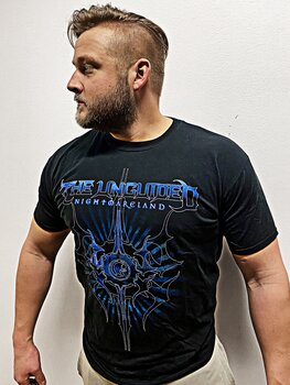 THE UNGUIDED - T-SHIRT, I'M ONE OF THE 616 (SAMPLE SHIRT)