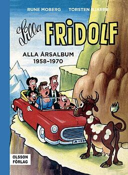 LILLA FRIDOLF - ALLA ÅRSALBUM 1958–1970