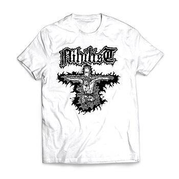 NIHILIST - T-SHIRT, CROSS