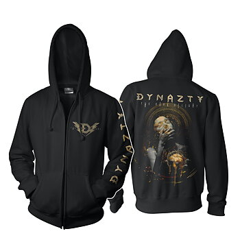 DYNAZTY - ZIP-HOOD, THE DARK DELIGHT
