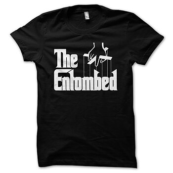 ENTOMBED - T-SHIRT, GODFATHER