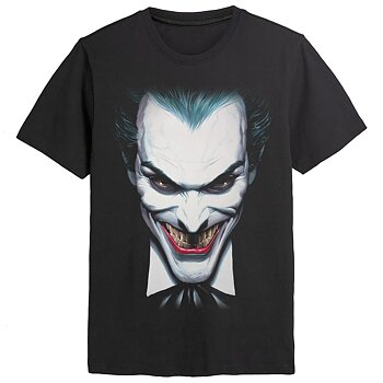 JOKER, THE - T-SHIRT, JOKER FACE