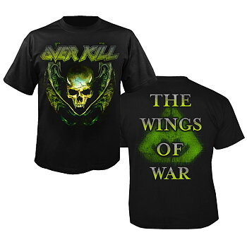 OVERKILL - T-SHIRT, THE WINGS OF WAR