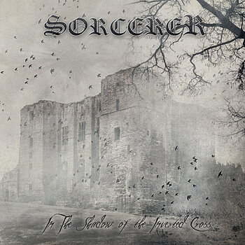 Sorcerer - Sticker, In the Shadow of the Inverted Cross