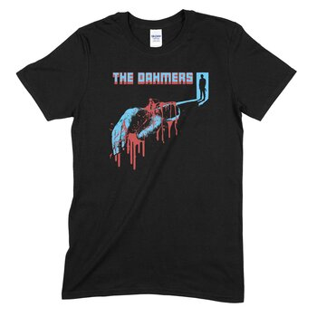 THE DAHMERS - T-SHIRT, BLOOD ON MY HANDS