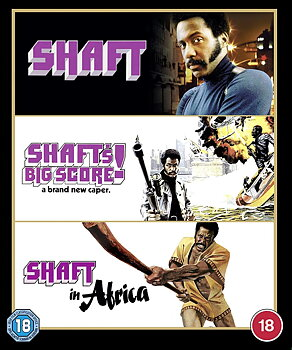 Shaft 1-3 (ej svensk text) (Blu-ray)