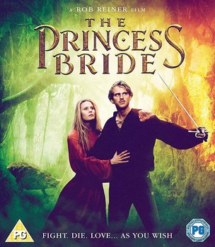 Princess Bride (Blu-ray) (ej svensk text)