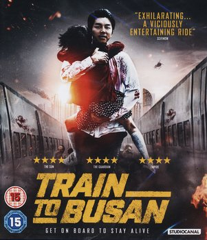 Train To Busan (ej svensk text) (Blu-ray)