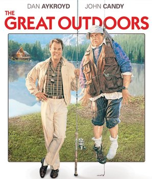 Great Outdoors (ej svensk text) (Blu-ray)