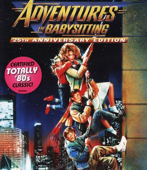 Adventures In Babysitting (ej svensk text) (Blu-ray)