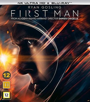First Man (4K Ultra HD Blu-ray + Blu-ray)