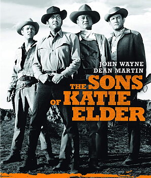Sons of Katie Elder (ej svensk text) (Blu-ray)