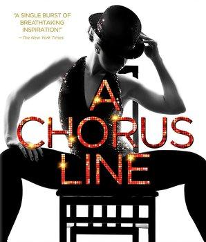 Chorus Line (ej svensk text) (Blu-ray)