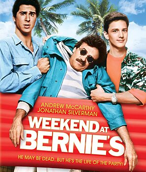 Weekend At Bernie's (ej svensk text) (Blu-ray)